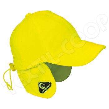 Coverguard Covercap sapka fluo sárga téli - 7COVCY