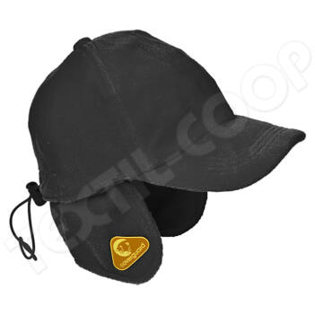 Coverguard Covercap téli baseball sapka fekete - 5COVCN