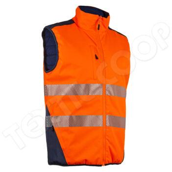 Coverguard Yoru bélelt fluo mellény narancs 5YOR170 - L