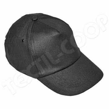 Coverguard Covertop-fekete baseball sapka - 5COVTB