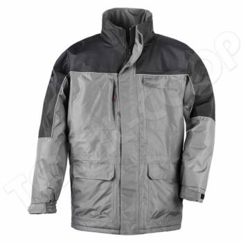 Coverguard Ripstop kabát szürke/fekete - 5RIPSL