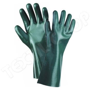 Dipped Gloves UNIVERSAL védőkesztyű zöld 35 cm - 7