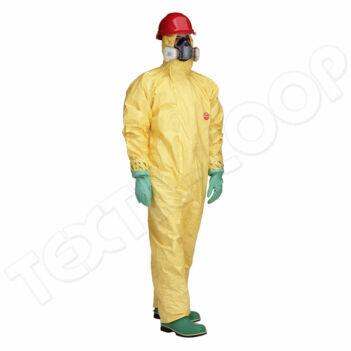 DuPont Tychem C sárga vegyszerálló overál - 40705