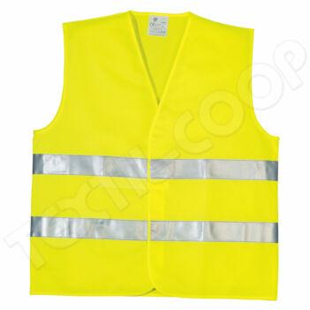 Fluo mellény ECO sárga - 70202