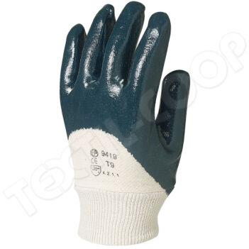 9417 mártott kék nitril kesztyű - 7