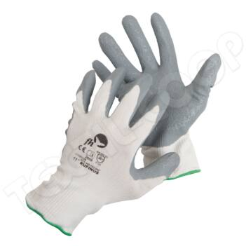 Free Hand RUFINUS nylon nitril mártott kesztyű - 6
