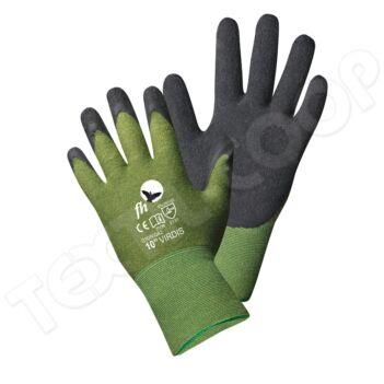 Free Hand VIRDIS kesztyű nylon latex - 10