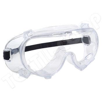 BIOVID-1 gumipántos védőszemüveg