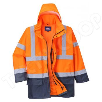 Portwest S766 Essential kabát narancs PW-S766ONR