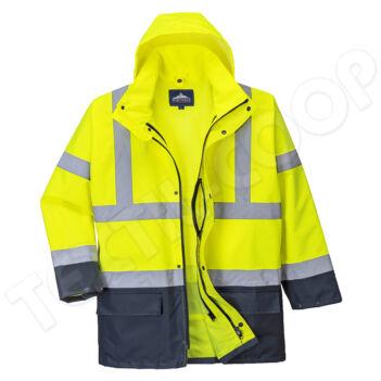 Portwest S766 Essential kabát sárga PW-S766YNR