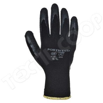 Portwest A100 kesztyű fekete