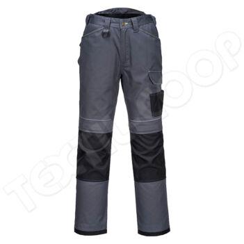 Portwest T601 Urban nadrág szürke-fekete PW-T601ZBR36