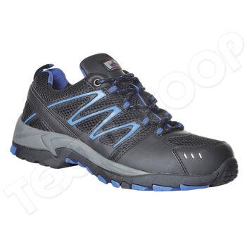 Portwest FC67 Compositelite Vistula cipő kék S1P PW-FC67BKR