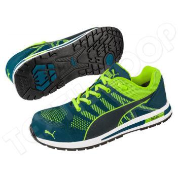 Puma Elevate Knit Green ESD cipő S1P - 643170