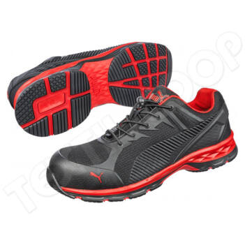 Puma Fuse Motion 2.0 Red Low ESD cipő S1P - 643890
