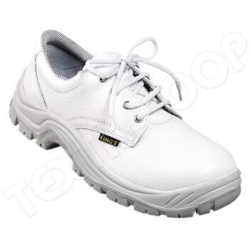 King's 96701 fehér cipő S2  - 40