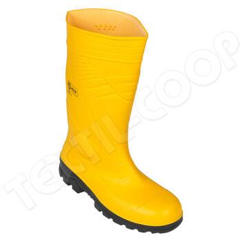 Rock DYABLO PVC csizma sárga S5 - 40
