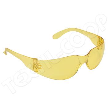 Rock 90960/SA védőszemüveg sárga