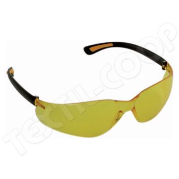 Rock SE2266 munkavédelmi szemüveg sárga