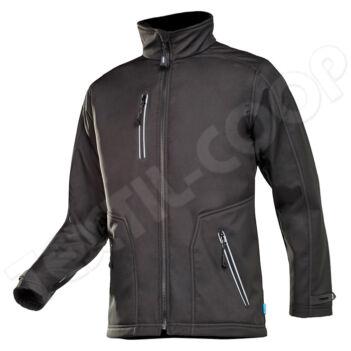 Sioen PULCO Softshell kabát fekete - XS