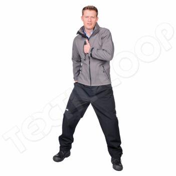 Sioen PULCO Softshell kabát szürke - XS