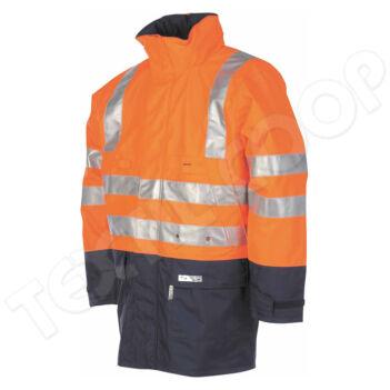 Sioen WINSELER kabát fluo narancs - S