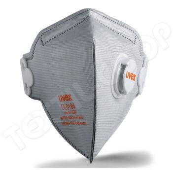 Uvex 3220 Silv-Air C FFP2 NR D carbon aktívszenes pormaszk