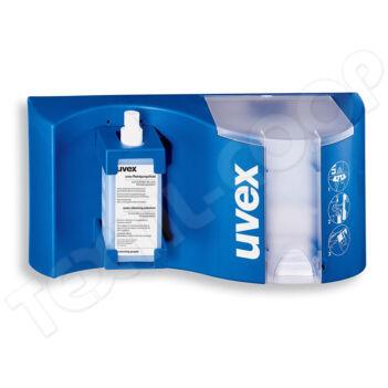 Uvex 9970002 szemüvegtisztító állomás