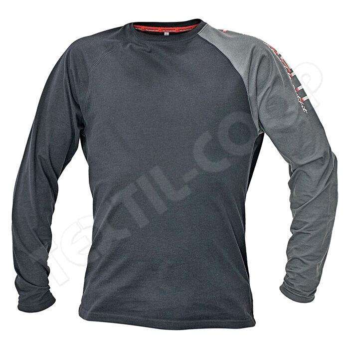 Assent MOROS hosszú ujjú póló fekete - S - Pólók 283c1b0c6d