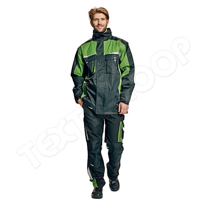 ALLYN téli kabát zöld M Télikabát