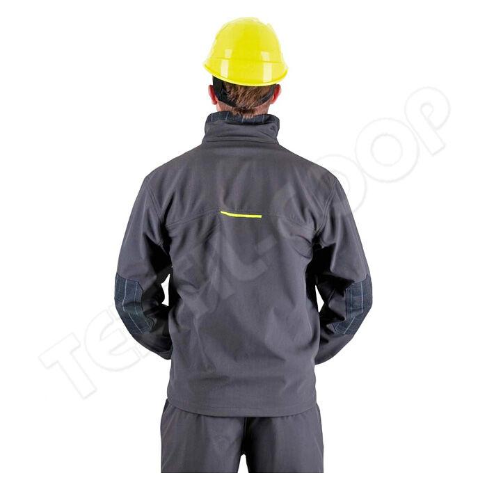 da20bbbd0c OLZA Softshell kabát szürke - S - Kabátok