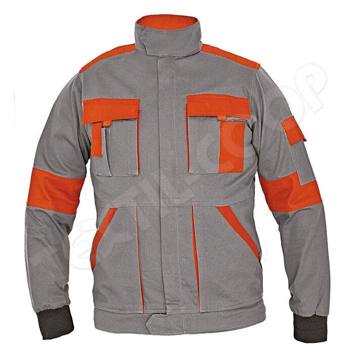 Cerva MAX LADY női kabát szürke narancs - 34 - Munkakabát és dzseki 15266ac8b1