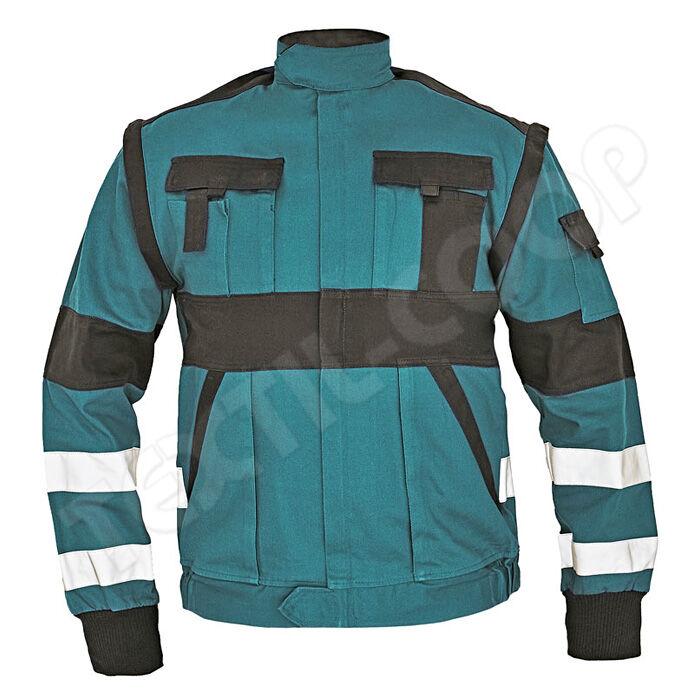 Cerva MAX REFLEX kabát zöld fekete - 44 - Munkakabát és dzseki aa8bdbb26d