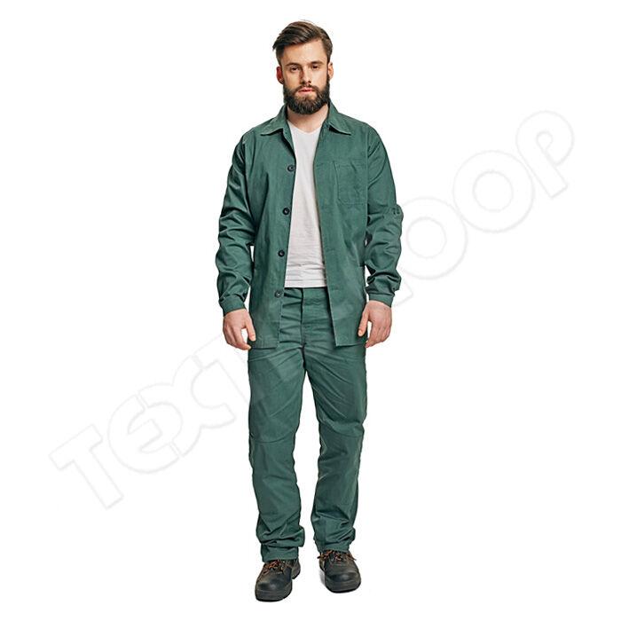 Fridrich JOEL BE-01-001 munkaruha zöld - 46 - Munkakabát és dzseki 803409446a