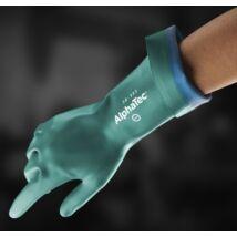 Ansell 58-335 AlphaTec kesztyű zöld - 7