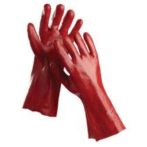 Cerva REDSTART 45 mártott PVC kesztyű - 10