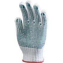 4348 textilkesztyű pes/pamut női - 8