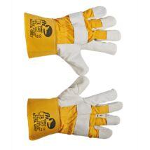 Free Hand ACUTA GREY védőkesztyű 10 cm  - 10