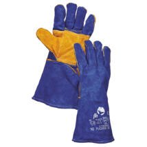 Free Hand PUGNAX BLUE bőrkesztyű - 10