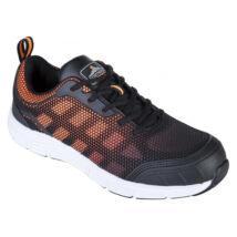 Portwest FT15 Steelite Tove Trainer cipő narancs S1P