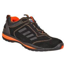 Portwest FW34 Steelite Lusum cipő narancs S1P PW-FW34BKR