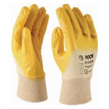 Rock 9013-YE/B nitril kesztyű sárga - 8