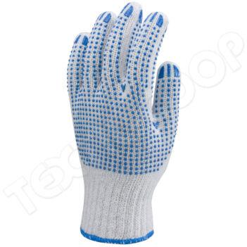 4355 textilkesztyű pes/pamut - 9