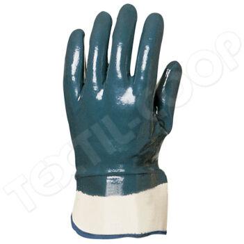 9618 mártott kék nitril kesztyű - 8