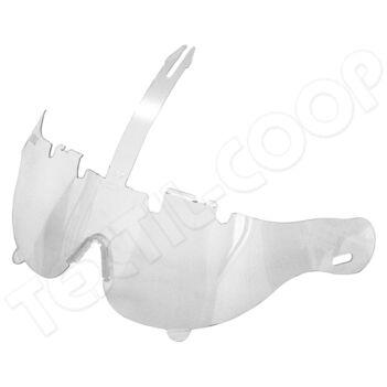 JSP ANS010 szemvédő MK7 sisakhoz víztiszta