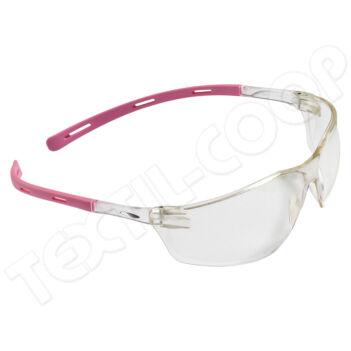 JSP Rigi szemüveg AS BB rózsa-víztiszta
