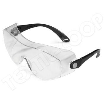 JSP Coversight védőszemüveg víztiszta - 1SIG23C