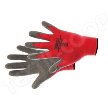 KIXX ROCKING RED kesztyű nylon latex piros - 6
