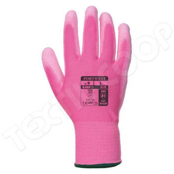 Portwest A120 szerelőkesztyű pink - L