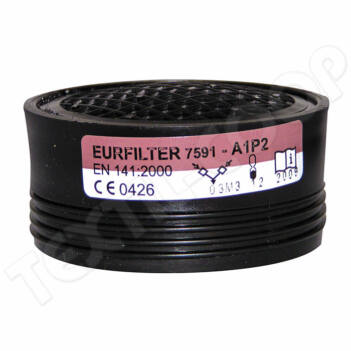 SupAir 22130 Eurfilter A1P2 szűrőbetét